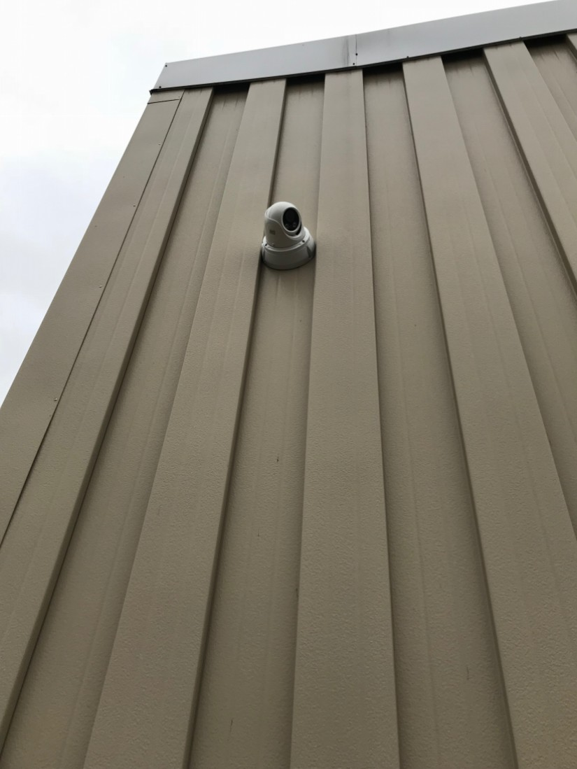 Business Security Camera System Installation: Video Surveillance Rochester, MI - IMG_3787