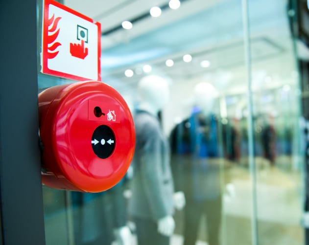 Commercial Alarm Systems: Rochester, MI | Building Security & Automation - security-alarm